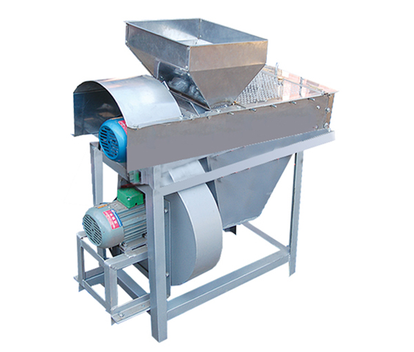 sand roller dry peeling machine