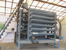 Peanut Screening Machine