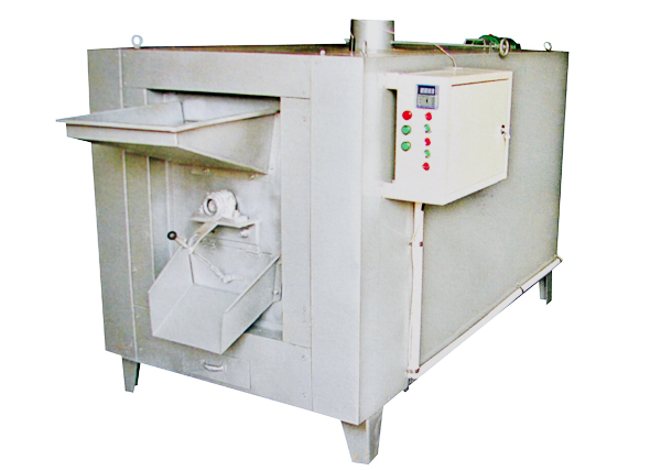 peanut roasting equipment